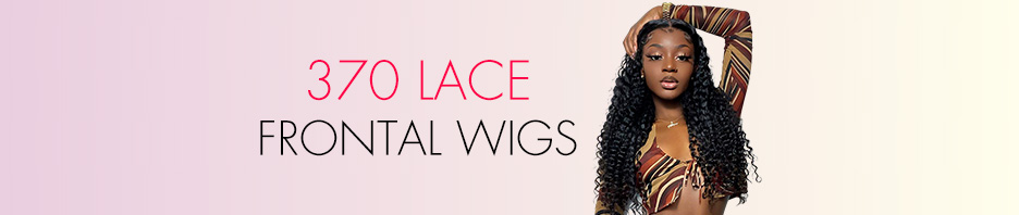 370 Frontal Wigs