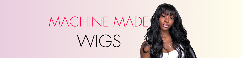 Machine Made Wigs