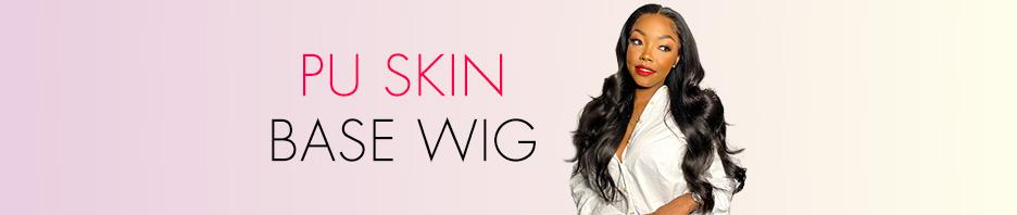 PU Skin Wigs