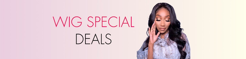 Wig Special Deals