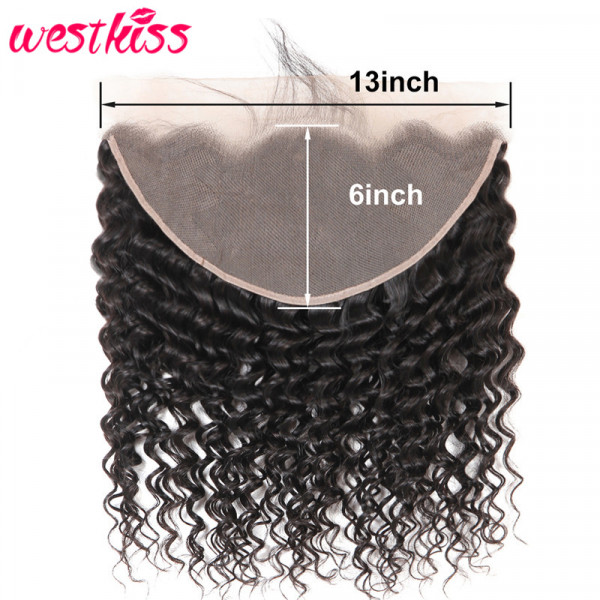 Deep Wave 13*6 Lace Frontal
