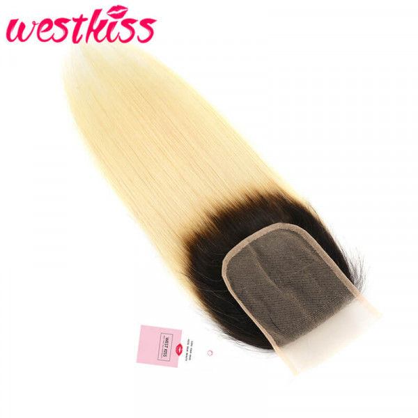 1B/613 Straight Hair