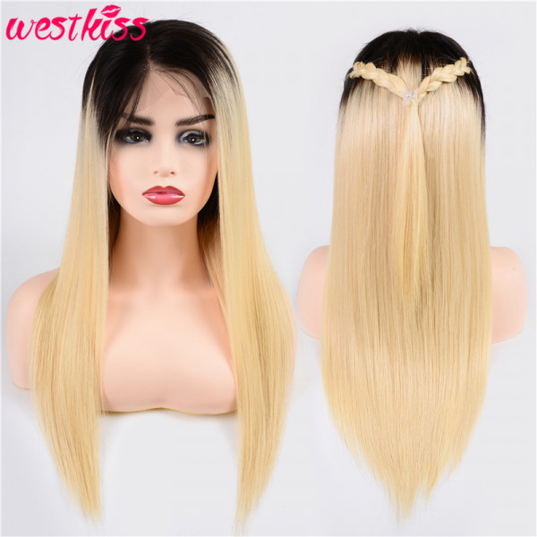 Straight Ombre Wigs