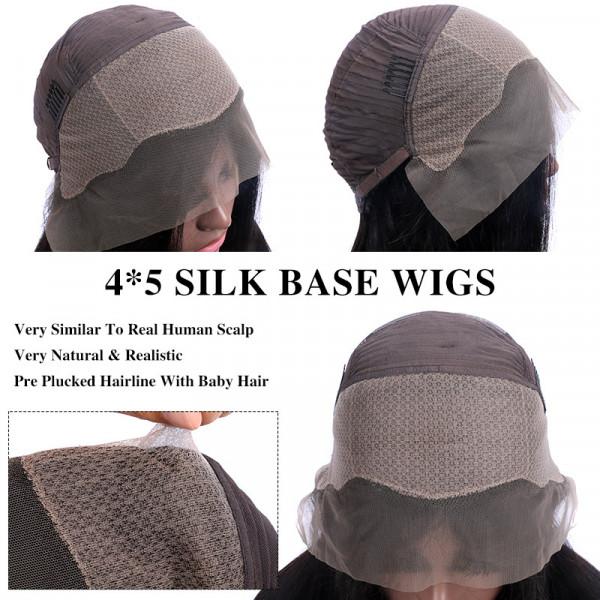 Silk Top Wigs