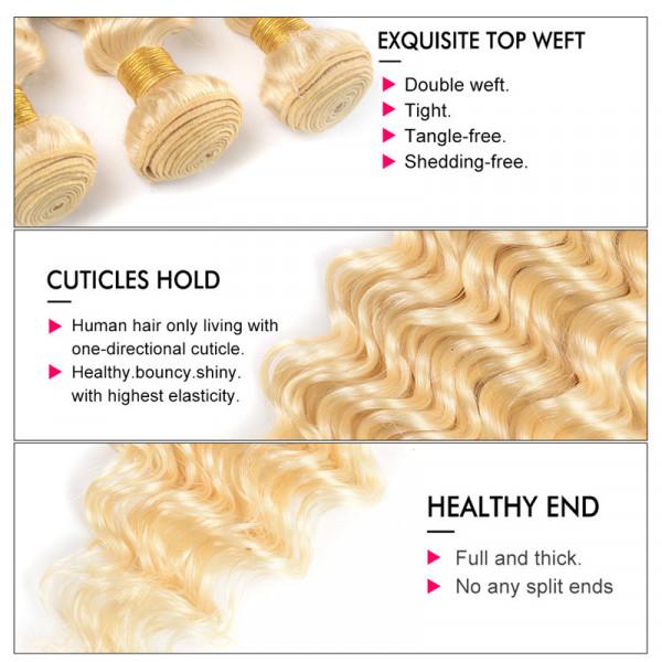 613 Human Hair Bundles