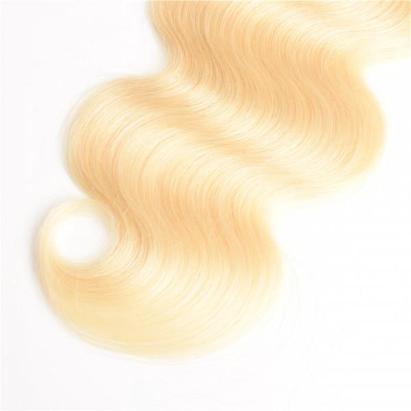 Blonde Brazilian Hair Closure