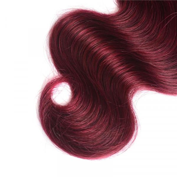 Burgundy Body Wave