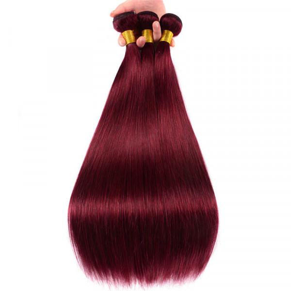 99J Straight Hair