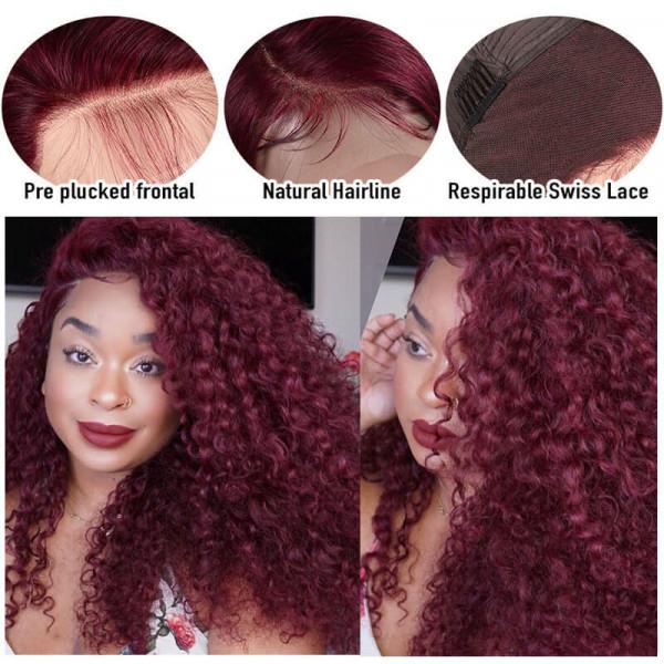 99J Colored Wigs
