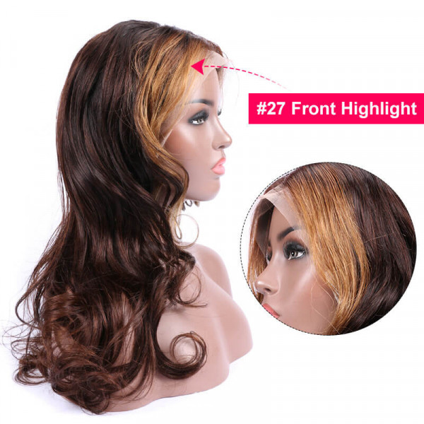 Ash Blonde Wigs