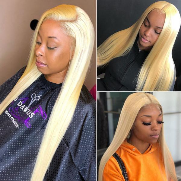 Straight 613 Wigs