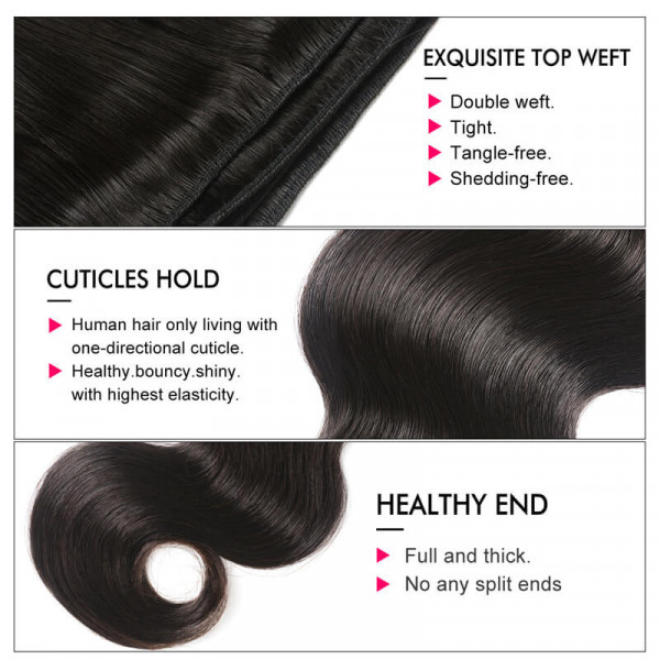 Human Hair And Closure Deal