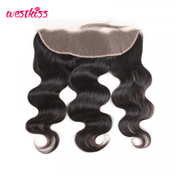 13*4 Lace Frontal Human Hair