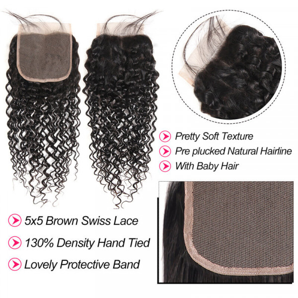 curly afro weave