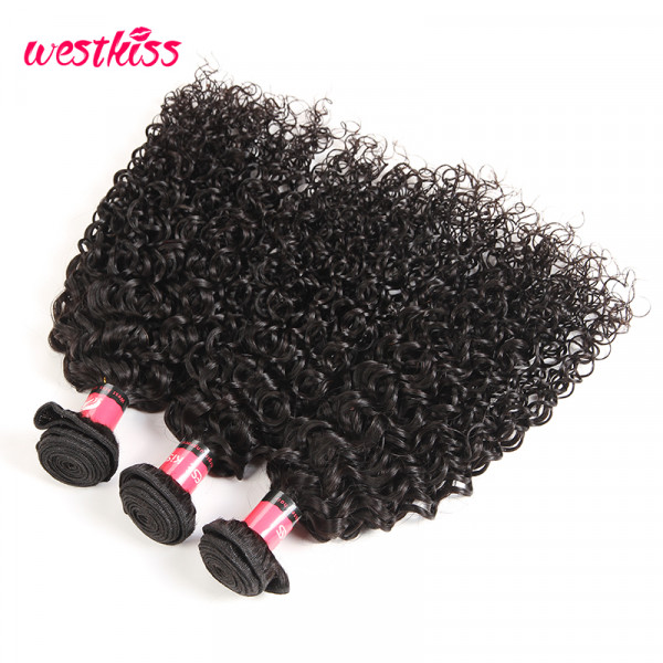 Jerry Curly Hair 3 Bundles