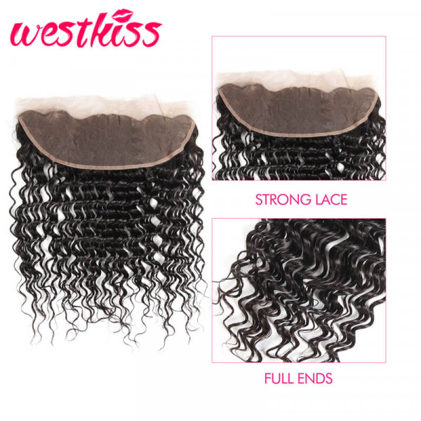 13×4 Lace Frontal Closures