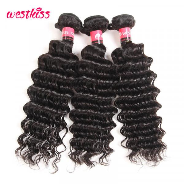 deep wave human hair