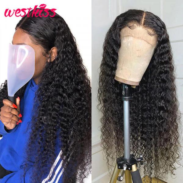 Deep Wave Frontal Wigs