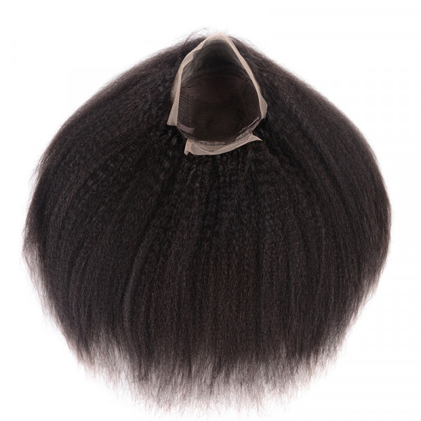 Yaki Straight Lace Front Wigs