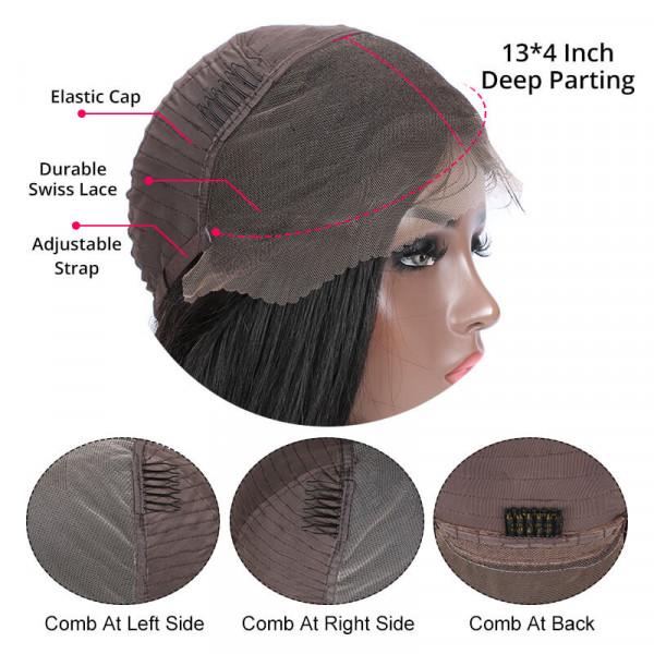 Cheap Bob Lace Front Wigs