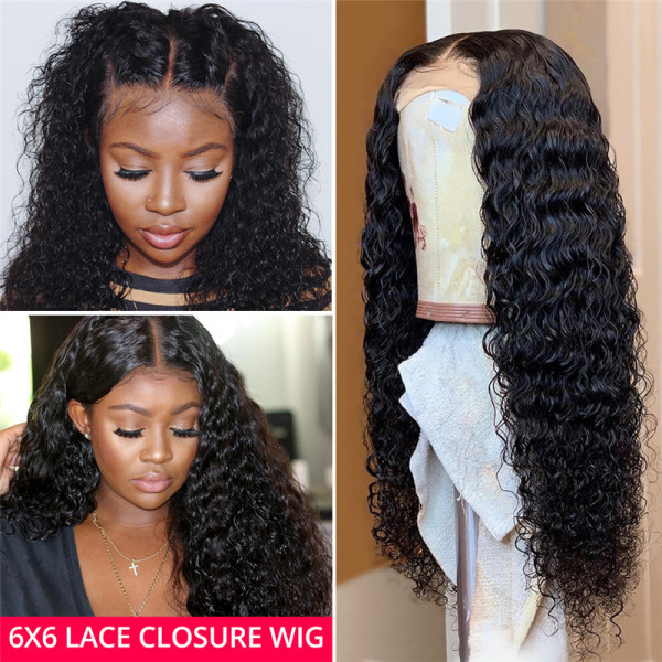 Deep Wave Lace Wigs