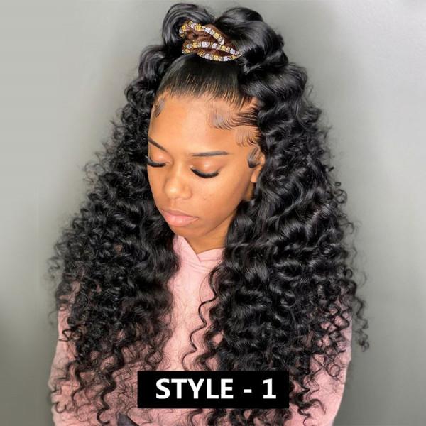 wand curls wig