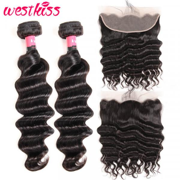 loose deep wave hair