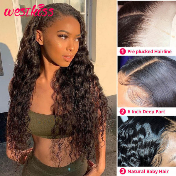Loose Deep 13*6 Lace Front Wigs