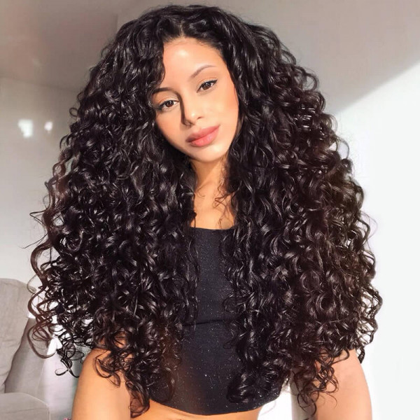 Natural Curly Wigs