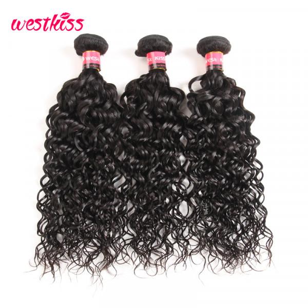 Brazilian Natural Wave 3 Bundles Hair