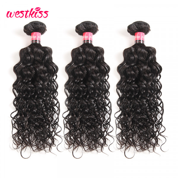 Human Virgin Hair 3 Bundles