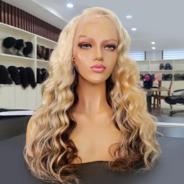 Ombre Colored Wigs