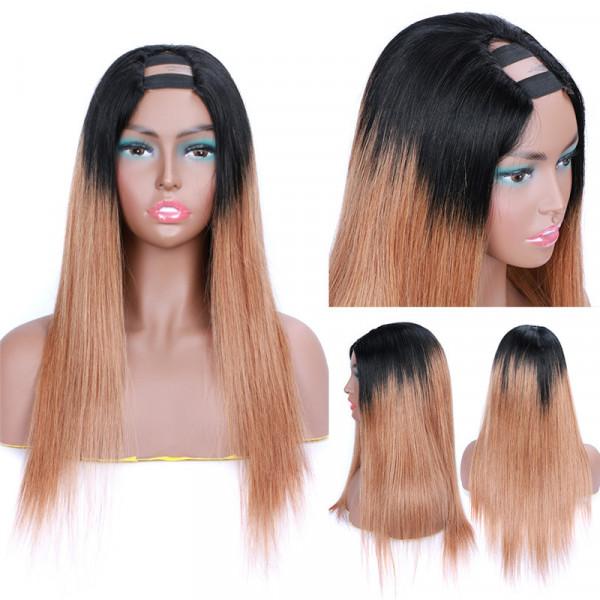 Ombre U Part Wigs