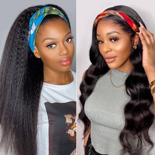 buy 1 get 1 free headband wig