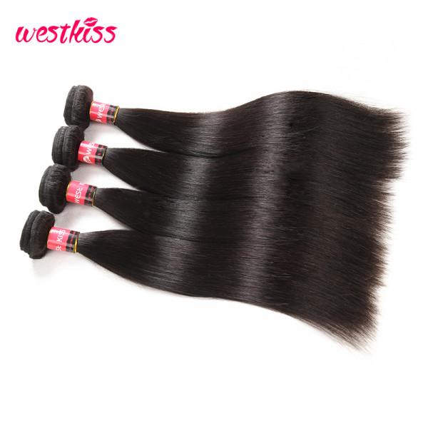 Malaysian Hair Weave 4 Bundles