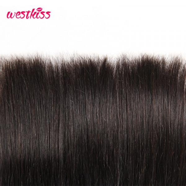 Straight Hair Weaving
