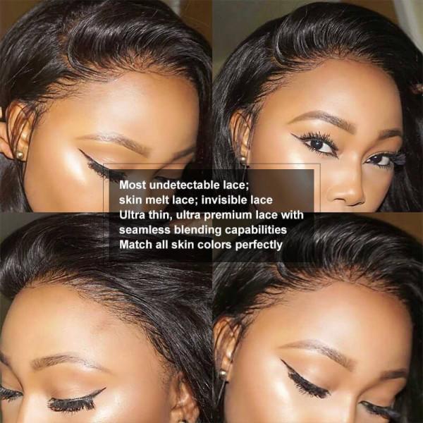 Transparent Lace Front Wigs