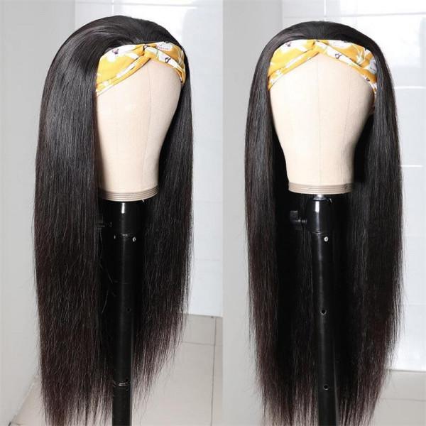 Straight Headband Wigs