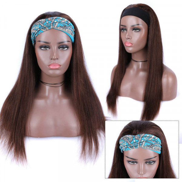 Wigs With Hair Headbands