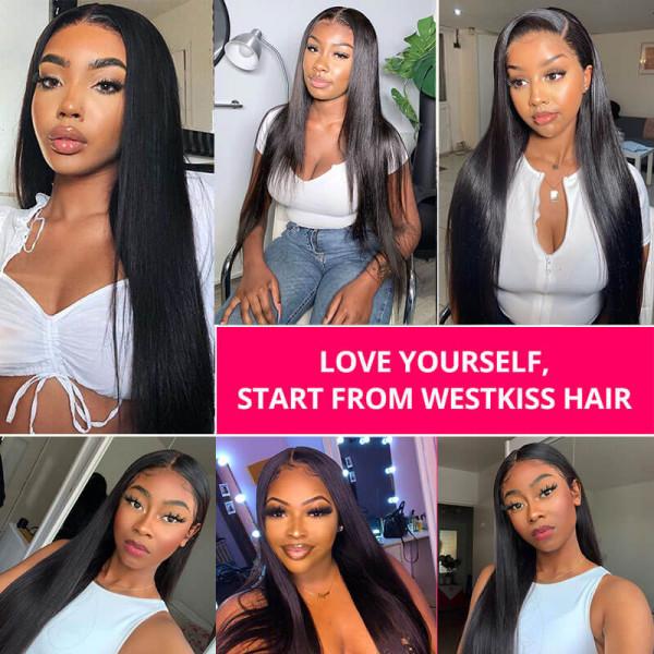 Straight Hair 13*6 Wigs