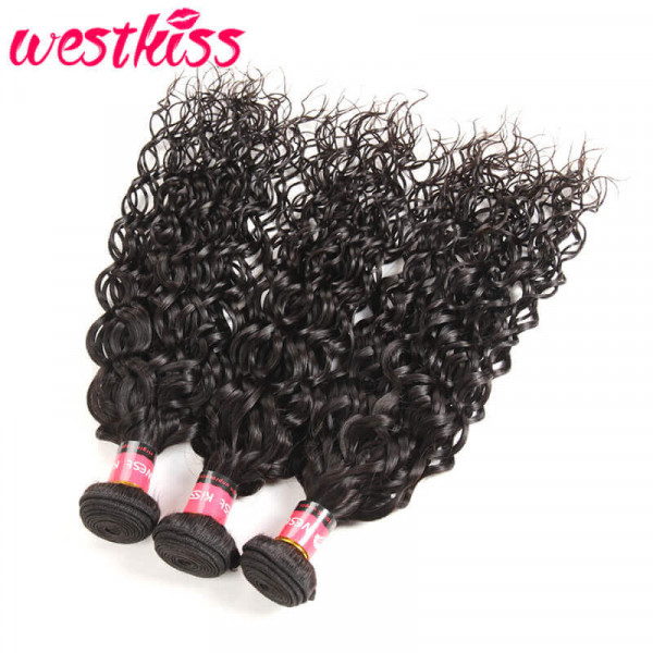 water wave brazilian hair