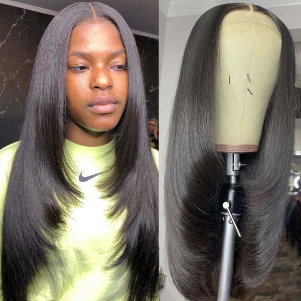 Wigs With Layers