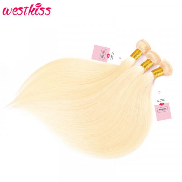 Blonde Virgin Hair