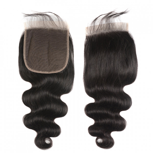 Body Wave 6x6 Lace Closure Big Size Human Hair Lace Closure Brazilian Closure Piece