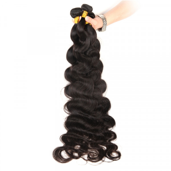 Long Weave 4 Bundles Body Wave Brazilian Virgin Hair 8a Grade