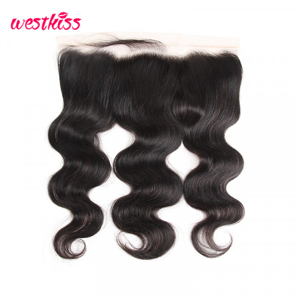 13x4 Lace Frontal Human Hair Peruvian Hair Sale Body Wave Weaving Hair