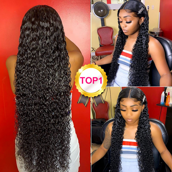 Human Hair Curly Lace Front Wigs Quality Lace Wigs Glueless Curly Hair Lace Frontal Wigs