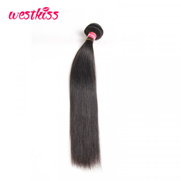 Brazilian Straight Hair Weave 1 Piece Only 8-40 Inch Hair Bundles