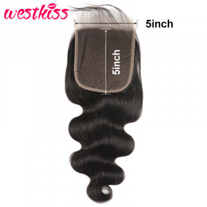 5*5 Lace Closure
