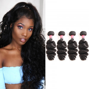 Loose Wave Brazilian Virgin Hair